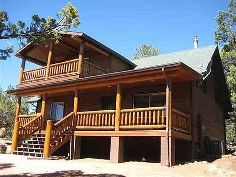 Arizona High Country Hideaway / Heber-Overgaard Arizona, holiday rental in Forest Lakes