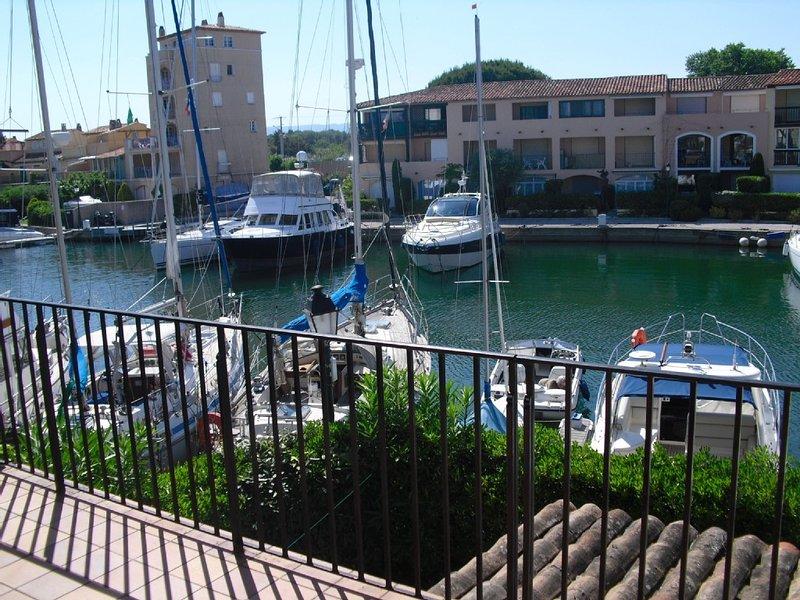 Appartement  Avec Grande Terrasse  Sur Canaux, vacation rental in Port Grimaud