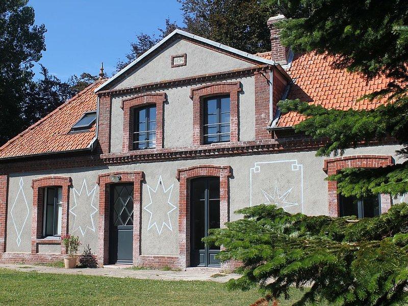 Charmante maison village bord de mer, vacation rental in Sassetot-le-Mauconduit