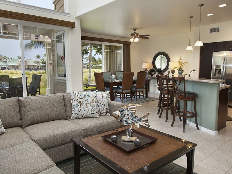 SEABREEZE RETREAT-RECENTLY REMODELED-5 STAR REVIEWS, vacation rental in Waikoloa