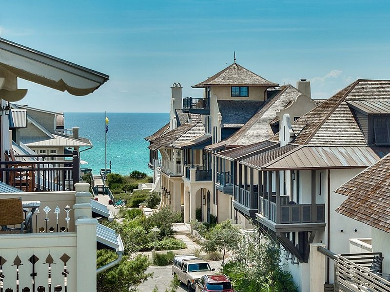 Madison Cottage in Rosemary*Gulf views*South 30-A*Near Barbados Pool, casa vacanza a Rosemary Beach