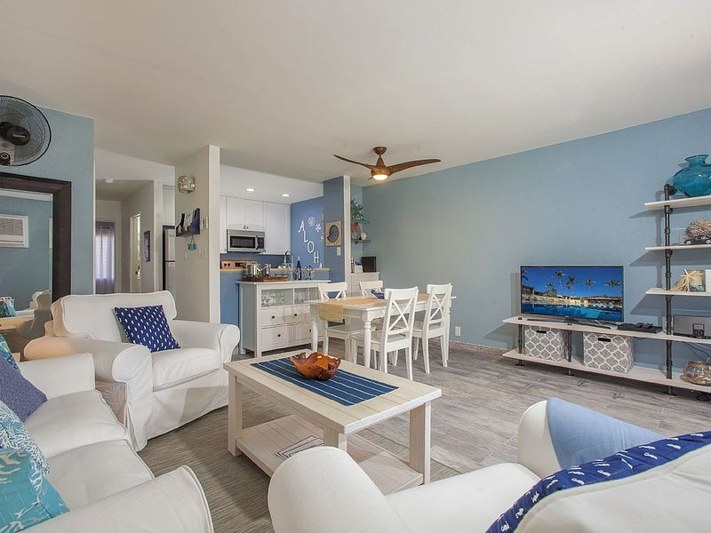 Hale Kai Uli - House of the Deep Blue Sea, holiday rental in Spreckelsville