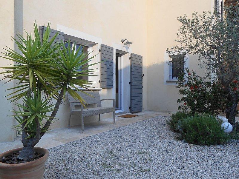 Appartement 2 pièces indépendant dans villa, alquiler vacacional en La Colle-sur-Loup