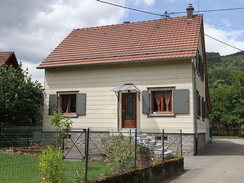 Maison à Metzeral indépendante pour 8 a 10 personnes, dans la vallée de Munster, Ferienwohnung in Haut-Rhin