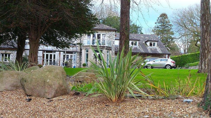 Sycamore House  garden.