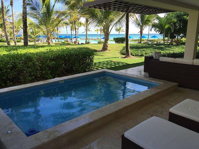 Sotogrande At Cap Cana - Beachfront Luxury And Big Time Golf, location de vacances à Punta Cana