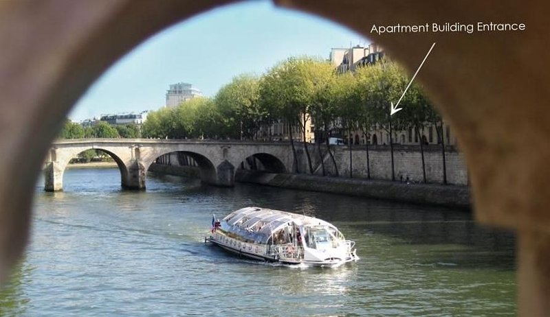 Ile Saint Louis : Best Paris Location, a Fabulous Place, location de vacances à Paris