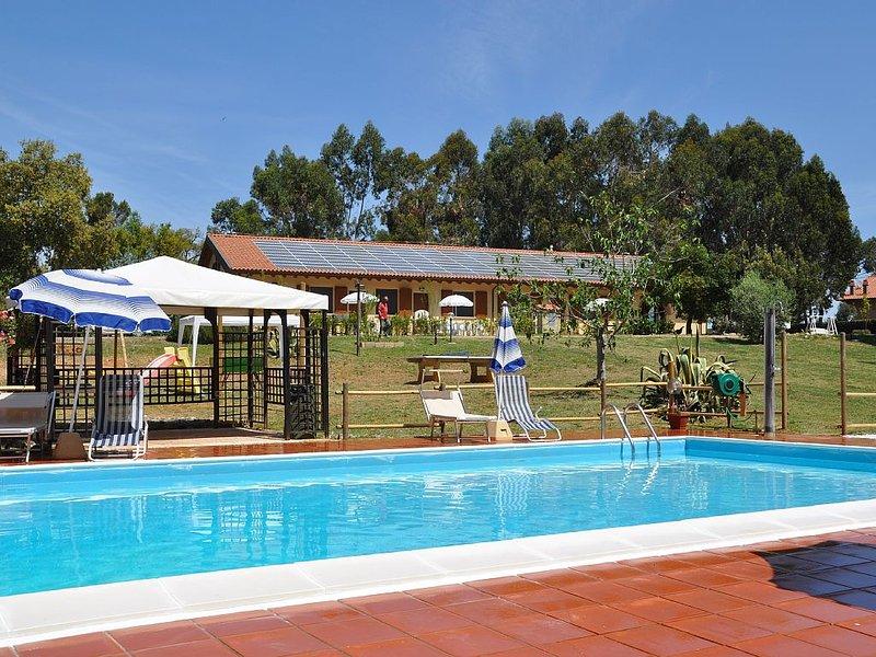 Casa vicino al mare Bibbona Costa degli Etruschi maremma Relax Nature Weal, vacation rental in Bibbona