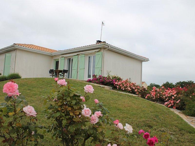 Maison indépendante proche  DES SABLES D'OLONNE, vacation rental in Vaire