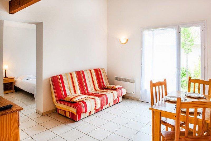 Résidence Saskia - 2 Pièces 4 Personnes, holiday rental in Saint-Gor