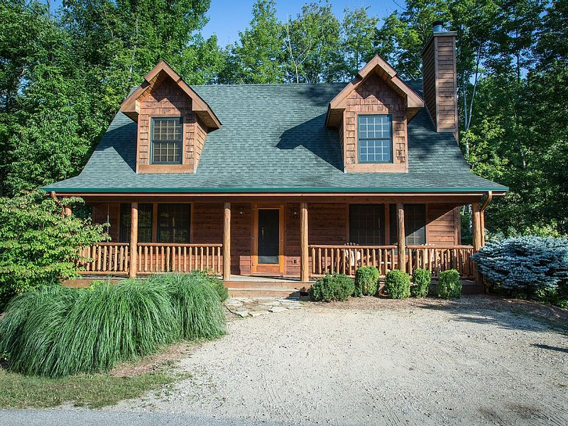 Cabin #14 in King Fisher Cove, vacation rental in Saugatuck