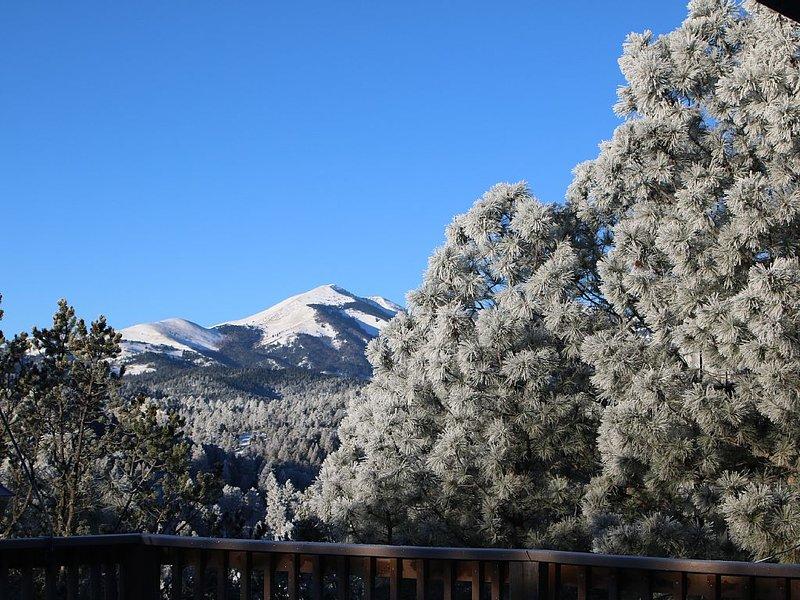 CASA BUENA VISTA - Ruidoso/Alto Lakes - Mountain Getaway  - Spectacular Vistas, alquiler de vacaciones en Alto