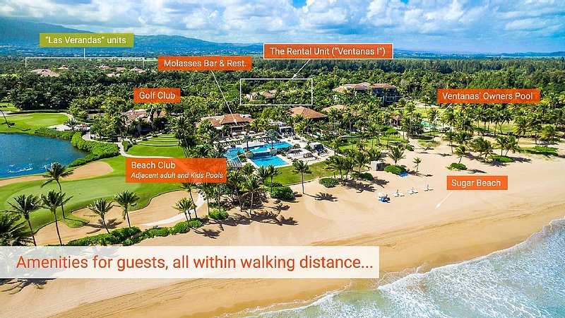 Bahia Beach Resort - Great amenities all within walking distance!, holiday rental in Rio Grande