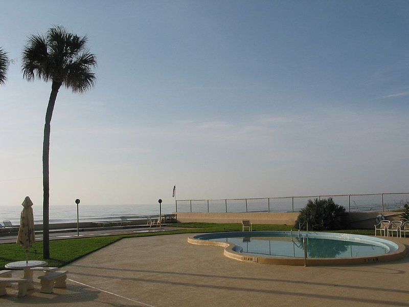 Wow! Breathtaking 4th Floor -pool, ocean and coastline views non obstructed!, holiday rental in Palm Shores