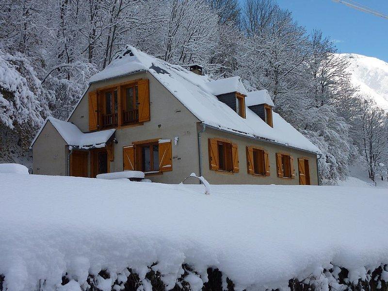 Chalet - maison à Aragnouet (Pyrénées), à 1300m  , 15 pers,  Piau Engaly, holiday rental in Espierba