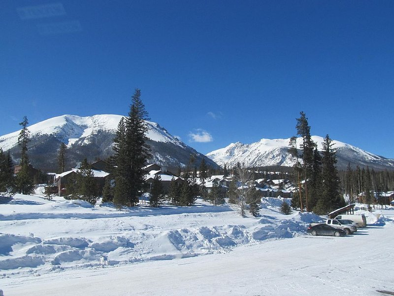 Cute & Cozy Family Condo - Newly Remodeled!!!, location de vacances à Silverthorne