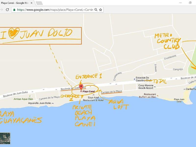 Handy map.