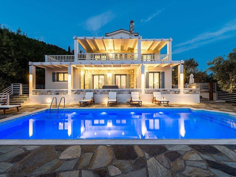 Villa Idealia Skopelos Island, location de vacances à Sporades