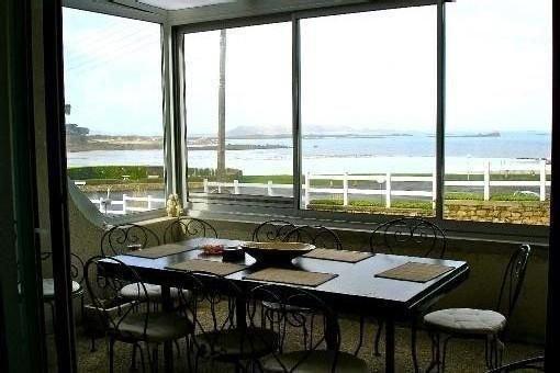 F4 de 66m2 double terrasse vue mer, face a une plage Pavillon Bleu 2018, location de vacances à Perros-Guirec
