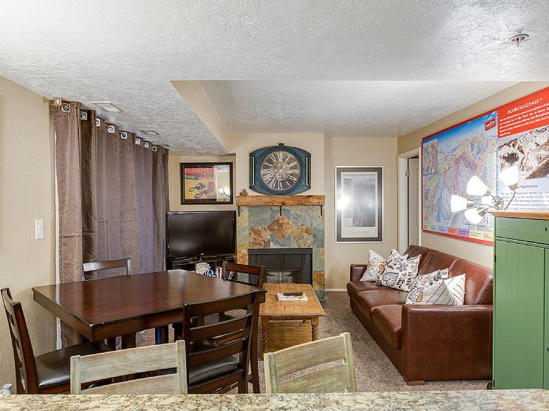 Top Floor, Completly remodeled; Come stay with us while you play!, vacation rental in Park City