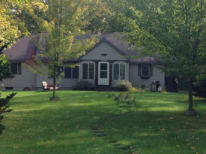 Family Friendly House on Lake Ontario – semesterbostad i Sodus Point