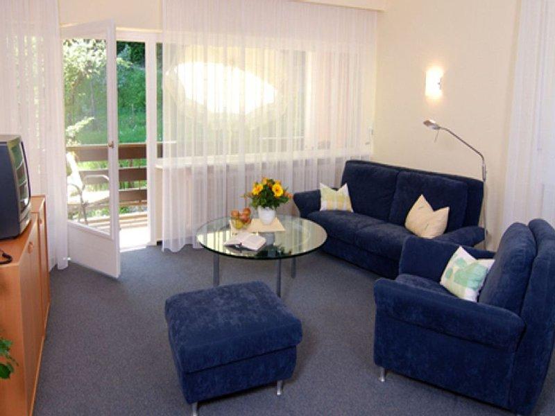 Ferienwohnung SILVANER, 70qm, 1 Schlafzimmer, max. 2 Personen, alquiler vacacional en Buggingen