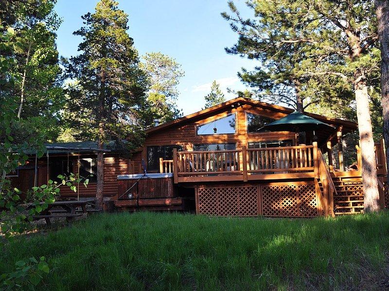 The Head Cabin på Coyote Hill välkomnar dig