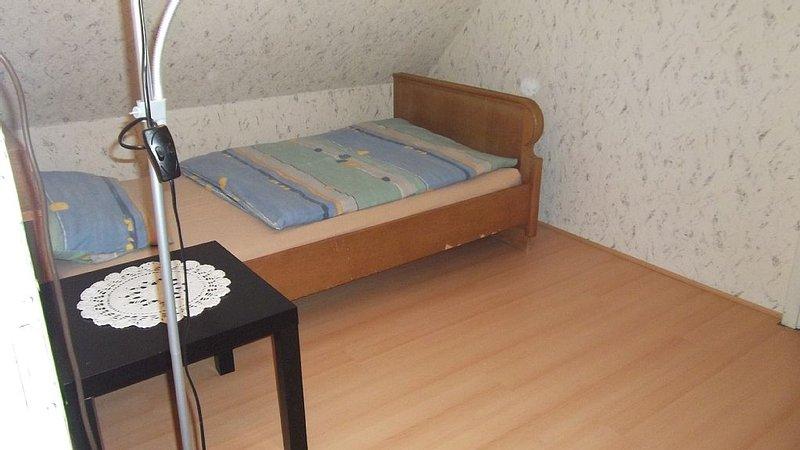 Dachgeschoßwohnung mit offenem Gebälk, holiday rental in Frankenthal