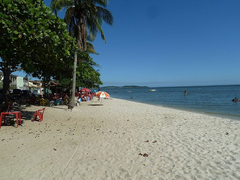 Beautiful beach 50m from the house