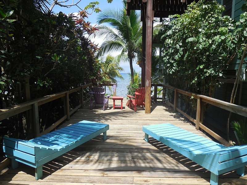 Your gateway to relaxation and the sea.