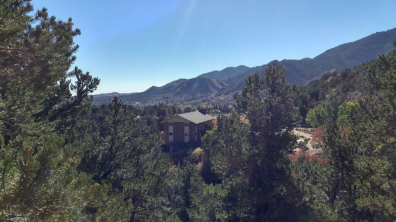 Waltons Mountain Lodge, location de vacances à Manitou Springs