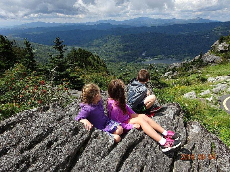 3BR, 2BA Family Friendly Cabin, location de vacances à Beech Mountain