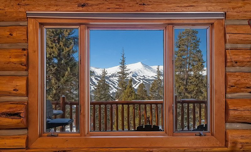 This is not a painting, this is your dining room view!