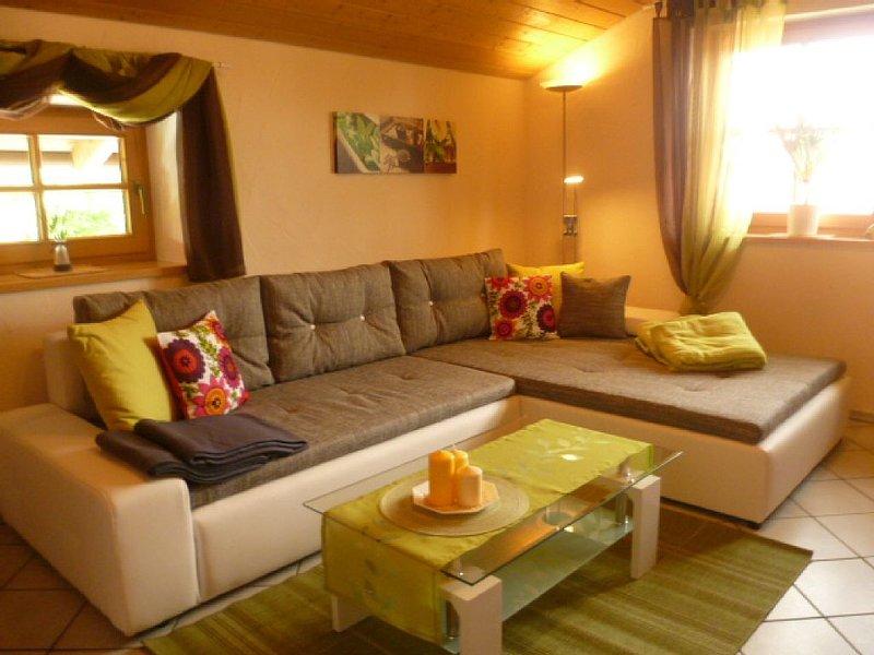 Nähe Chiemsee:  Ferienwohnung 'Elisabeth'  in Eggstätt, wohlfühlen & entspannen, alquiler vacacional en Prien am Chiemsee