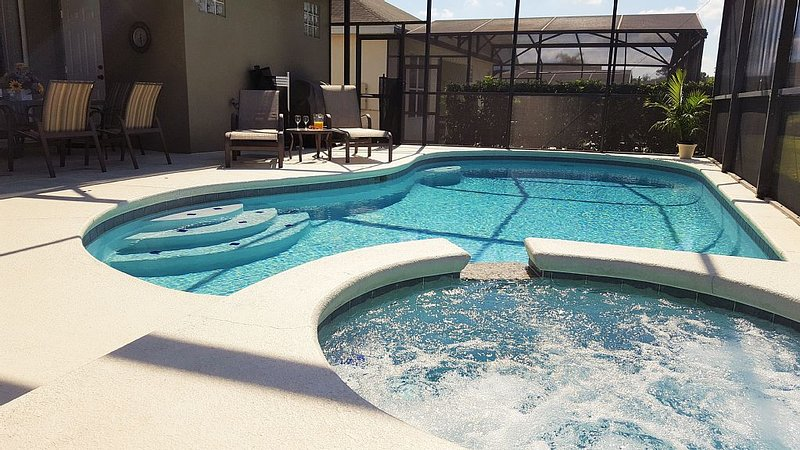 Disney-themed Family Friendly Luxury Pool Home,  ALL INCLUSIVE PRICE!, vacation rental in Four Corners