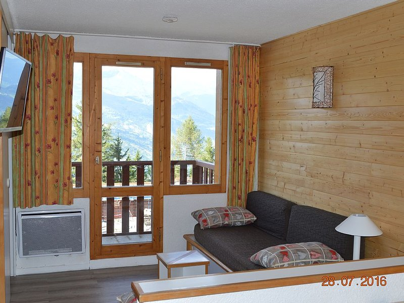 Appartement Montchavin les Coches, 2 pièces, 5 pers, vacation rental in Les Coches