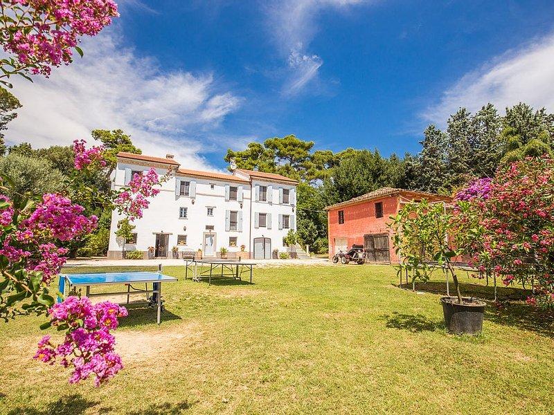 Villa Blasi  Immersa nella natura marchigiana, nella favolosa riviera del Conero, vakantiewoning in Direttissima del Conero