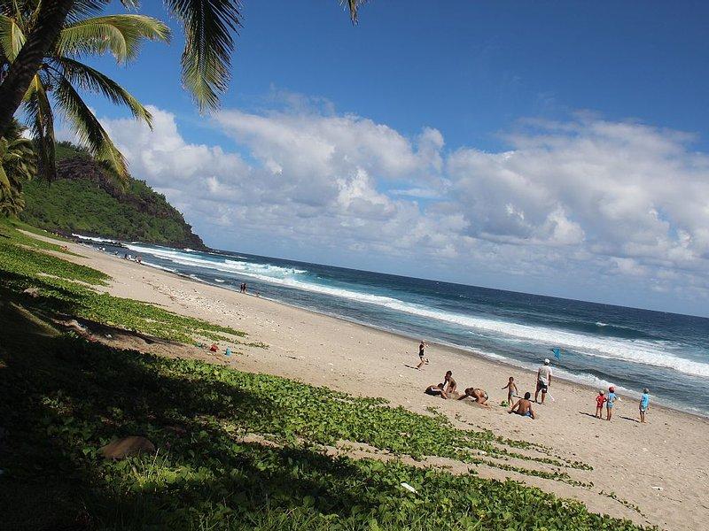 APPARTEMENT T2 AVEC VUE PANORAMIQUE SUR OCEAN, vacation rental in Petite-Ile