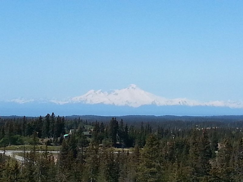 Views of ocean and mountains Homer Alaska, alquiler vacacional en Homer