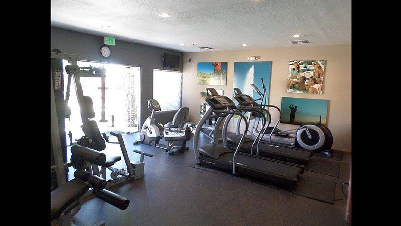 Fitness Center onsite