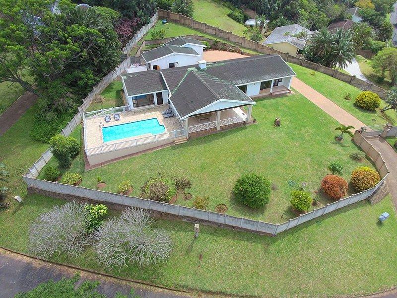 Haus mit Pool, für Golfer und Erholungssuchende, holiday rental in St. Michael's on Sea