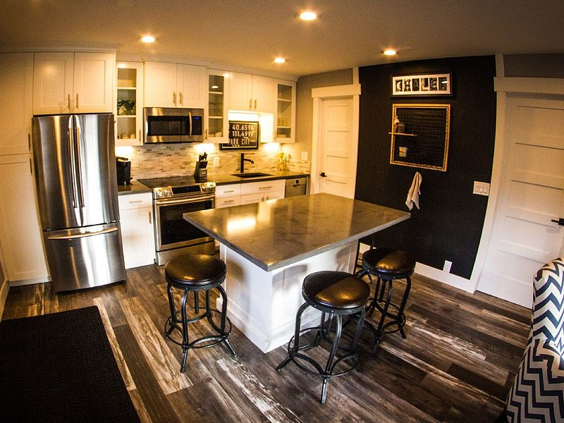 Designer Remodel in Industrial Farmhouse Style