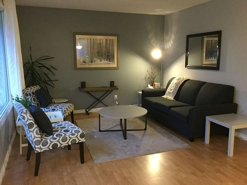 Beautiful 4 bedroom house, holiday rental in Thunder Bay District