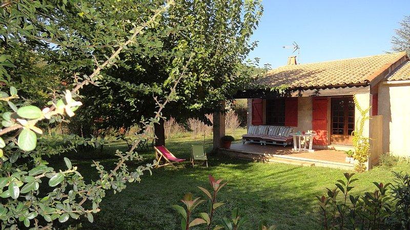 Maison de campagne en Provence, location de vacances à Taradeau