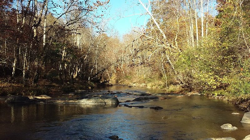 Near Liberty on the Cascades Of Harris Creek In Beautiful Amherst County, holiday rental in Appomattox