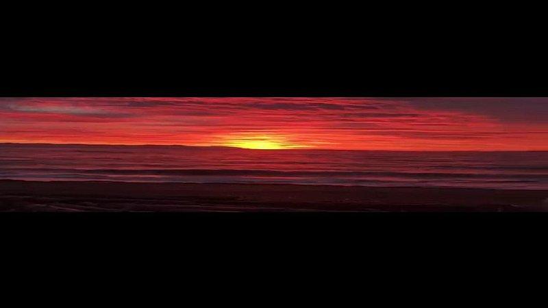 Curtis Beach Sunrise