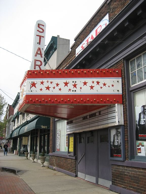 Check out what's playing at the Star Theatre