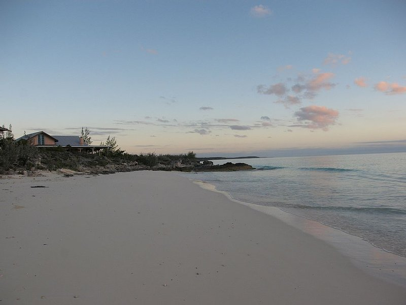 Escape from it all at your own private oasis by the sea!, holiday rental in Cat Island