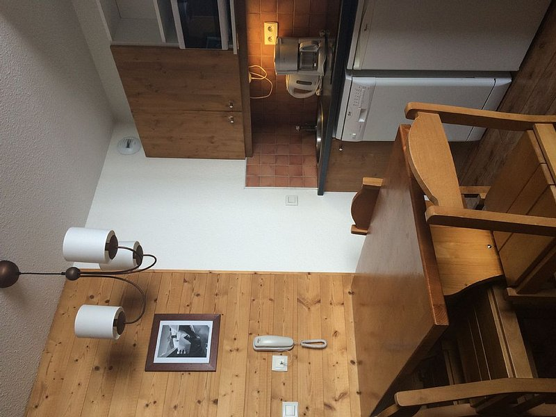 Loue Appartement type T2 pour 5 personnes et parking, holiday rental in Meribel