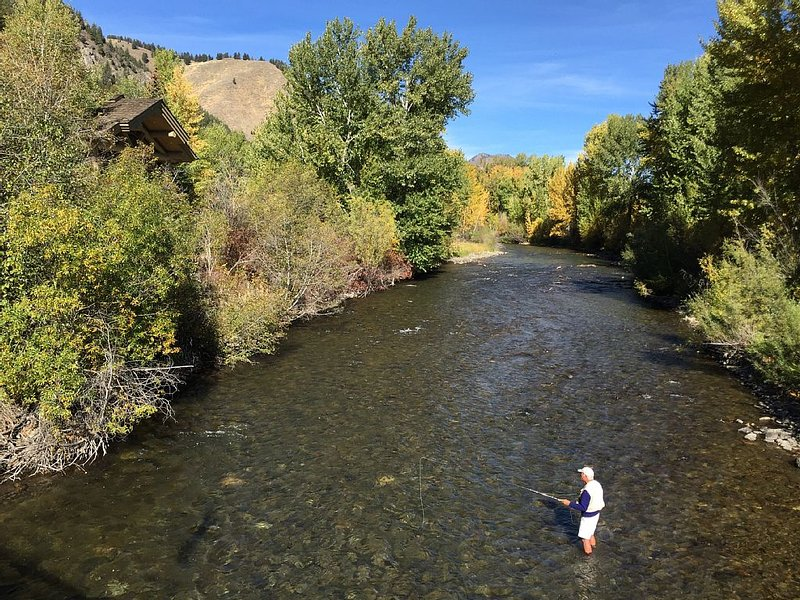 September Fly Fishing on the Big Wood River